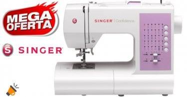 oferta Singer Confidence 7463 Ma%CC%81quina de coser barata SuperChollos