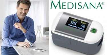 oferta Medisana PM 100 Pulsioxi%CC%81metro barato SuperChollos
