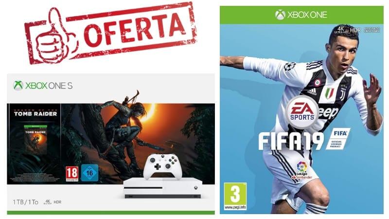 oferta FIFA 19 Xbox One S barata SuperChollos