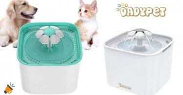 oferta Fuente para mascotas Dadypet barata SuperChollos