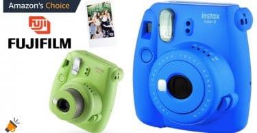oferta Fujifilm Instax Mini 9 Ca%CC%81mara instanta%CC%81nea barata SuperChollos