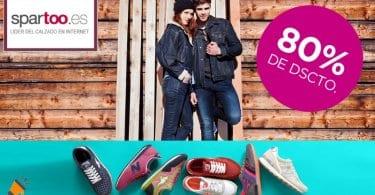 rebajas spartoo calzado de marca SuperChollos