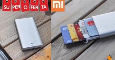 oferta Tarjetero automa%CC%81tico Xiaomi MIIW barato SuperChollos
