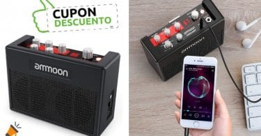 oferta ammoon Amplificador POCKAMP Porta%CC%81til barato SuperChollos