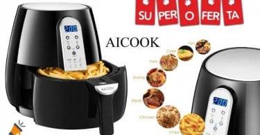 oferta Freidora Sin Aceite Aicook barata1 SuperChollos