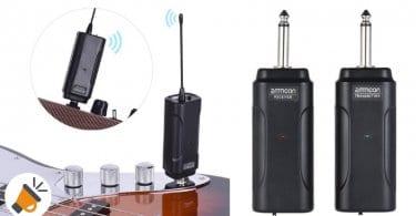 oferta sistema de recepcion transmision de sonido barato SuperChollos