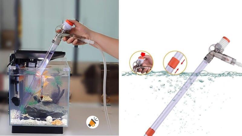 sif%C3%B3n limpiador fondo acuario aspirador dadypet barato SuperChollos