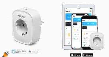 oferta Koogeek Wi Fi Enchufe Inteligente barato SuperChollos
