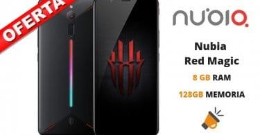 oferta Nubia Red Magic barata SuperChollos