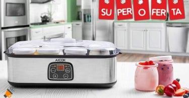 oferta Yogurtera Aicokta barata SuperChollos