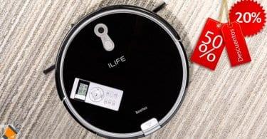 oferta Robot aspirador ILIFE A8 barato SuperChollos