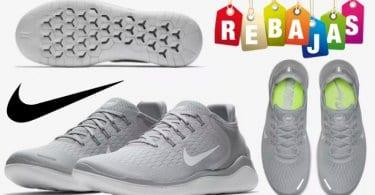 oferta Nike Free RN 2018 baratas SuperChollos