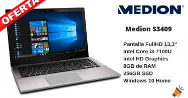 oferta Medion S3409 barato SuperChollos