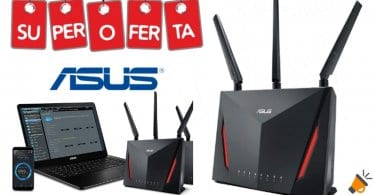 oferta ASUS RT AC86U Router Gaming barato SuperChollos