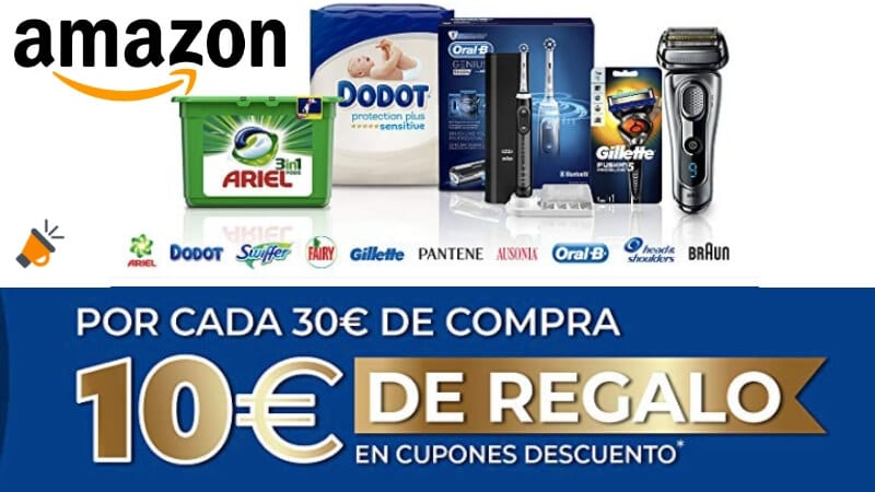 10%E2%82%AC GRATIS en Amazon SuperChollos