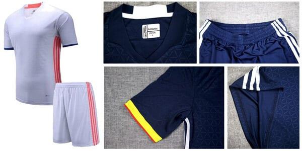 futbol equipacion camiseta pantalon conjunto serigrafia barato SuperChollos