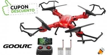 oferta Drone con ca%CC%81mara GoolRC T5W PRO barato SuperChollos