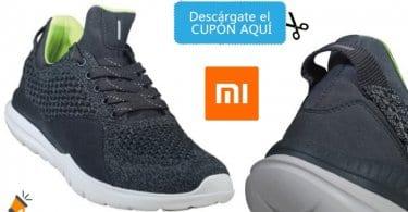 oferta XIAOMI FREE TIE MIJIA zapatillas baratas SuperChollos