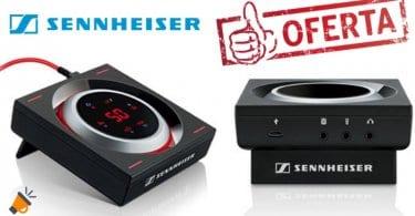 oferta Sennheiser GSX 1000 Amplificador de Audio para Videojuegos barato SuperChollos