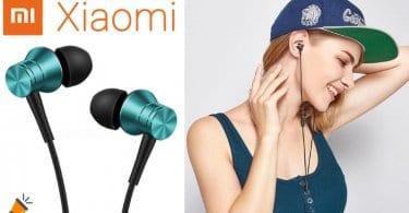 oferta Auriculares Xiaomi Mi Piston baratos SuperChollos