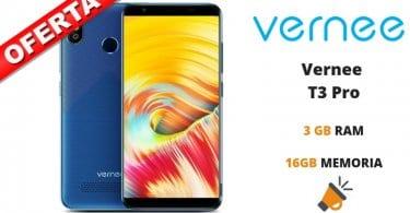 oferta Vernee T3 Pro barato SuperChollos