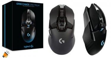 oferta Logitech G900 Rato%CC%81n inala%CC%81mbrico barato SuperChollos