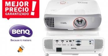 oferta BenQ W1210ST Proyector de vi%CC%81deo Gaming barato SuperChollos