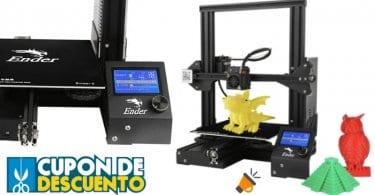 OFERTA Creality 3D Ender 3 impreosra 3d barata SuperChollos