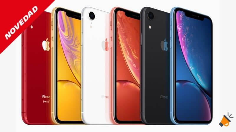 oferta iphone xr barato SuperChollos