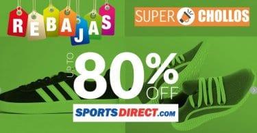 oferta zapatillas Sportsdirect SuperChollos