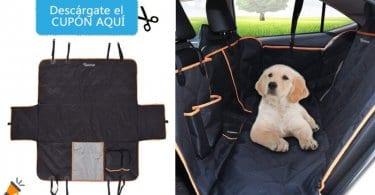 oferta protector de asientos para perros SuperChollos