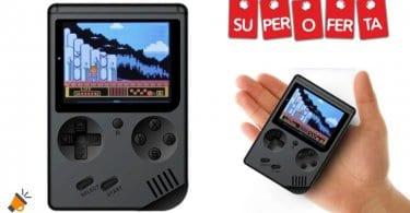 oferta Retro Mini 2 Consola barata SuperChollos