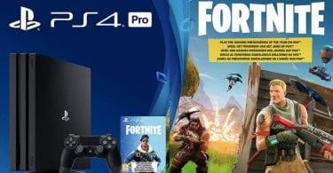 oferta PlayStation 4 Pro Fortnite barato SuperChollos