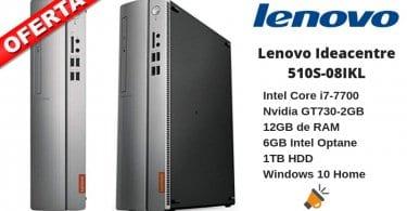 oferta Lenovo Ideacentre 510S 08IKL barato SuperChollos