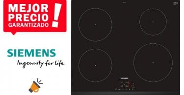 oferta Siemens EU631BEB1E vitroceramica barata SuperChollos
