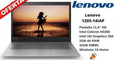 OFERTA Lenovo 120S 14IAP BARATO SuperChollos
