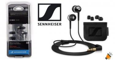 oferta Sennheiser CX300II auriculares baratos SuperChollos
