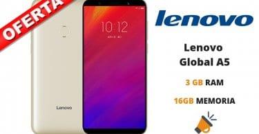oferta Lenovo Global A5 barato SuperChollos