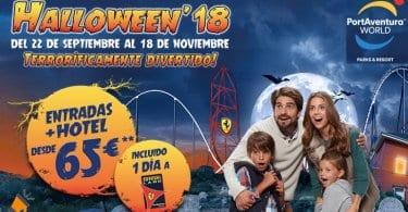 Halloween en Portaventura SuperChollos