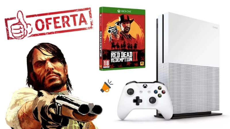oferta Microsoft Xbox One S barata SuperChollos