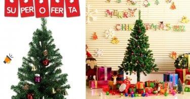 oferta A%CC%81rbol de Navidad Decoracion barato SuperChollos