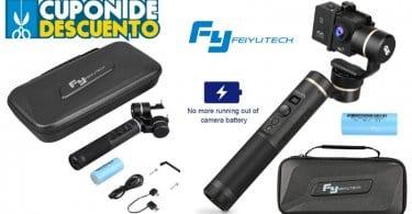 oferta estabilizador de camara Feiyu G6 barato SuperChollos