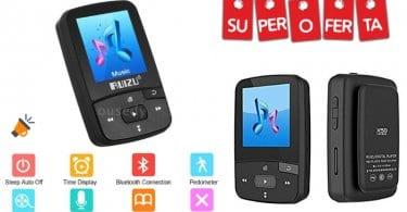 oferta RUIZU X50 reproductor MP4 8GB barato SuperChollos