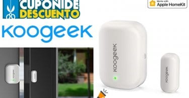oferta Koogeeek Sensor de puerta barato SuperChollos
