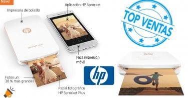 oferta HP Sprocket Plus Impresora fotogra%CC%81fica porta%CC%81til barata SuperChollos