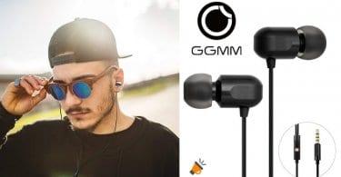 oferta GGMM Auriculares In Ear baratos SuperChollos