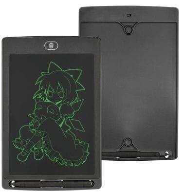 Tablet infantil LCD para dibujos electro%CC%81nicos barata SuperChollos