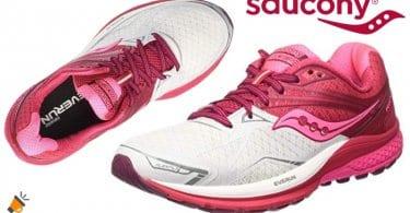 oferta zapatillas running SAUCONY RIDE 9 baratas SuperChollos
