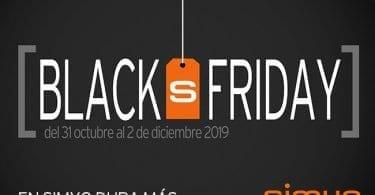 black friday simyo 2019 ofertas chollos moviles SuperChollos
