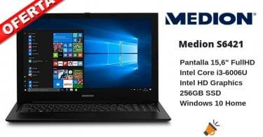 OFERTA Medion S6421 portatil barato SuperChollos